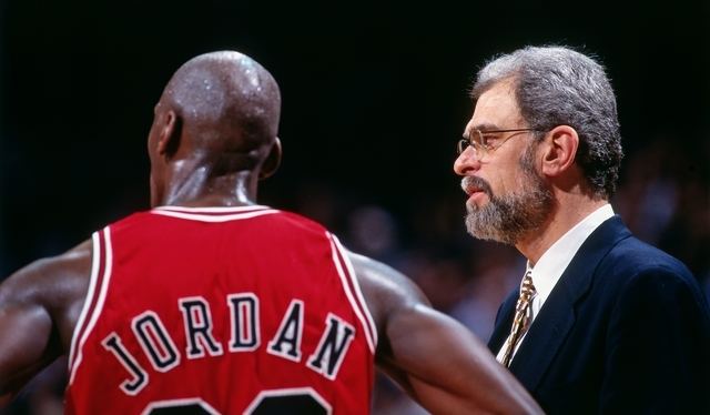 Lessons from Phil Jackson
